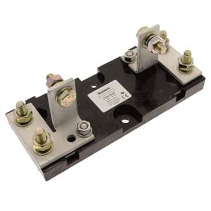 Fuse holders for high speed fuses